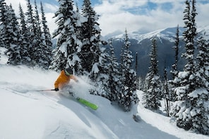 Premium Whistler Ski Hire Package - Incl. free delivery