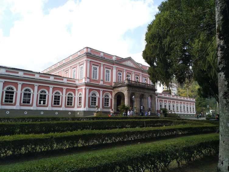 Show item 4 of 4. Petropolis, a city where you can see history on every street