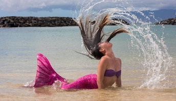 Mermaid Snorkel Tour and Photo Shoot Puerto Rico