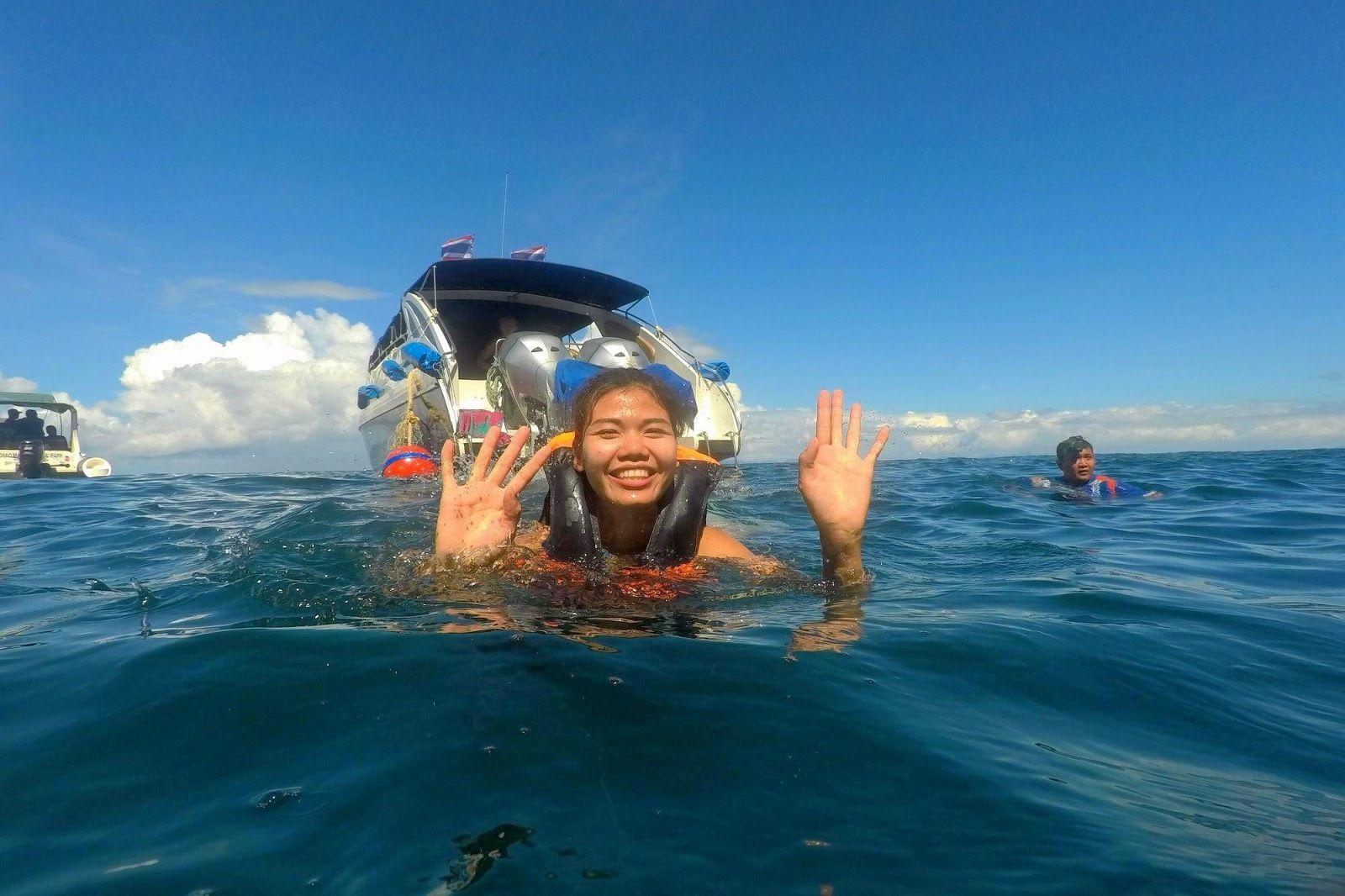 Tin Adventure Sea Tour to 4 Islands & Emerald Cave from Koh Lanta