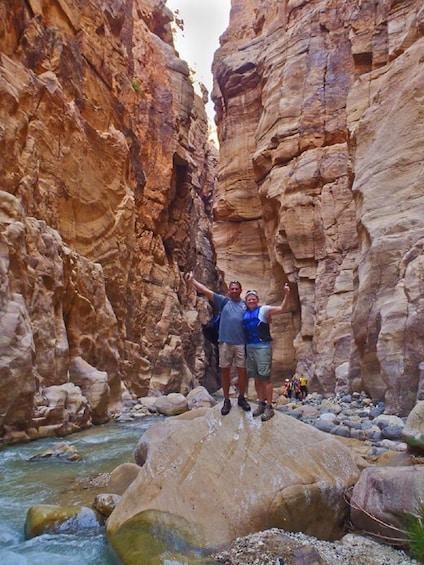 Private Wadi Mujib Experience from Amman