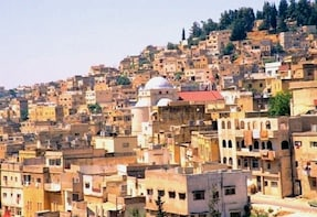 Amman City and Salt Town Private Tour