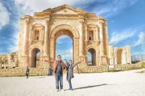Private tour of Jerash and Dead sea