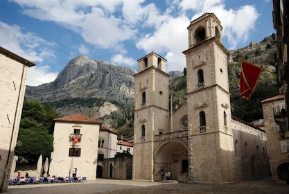 The Cathedral of Saint Tryphon in Kotor
