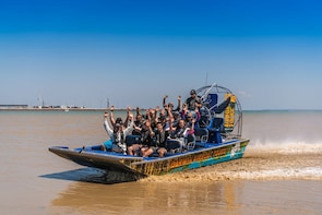 1-Hour Darwin Airboat Tour