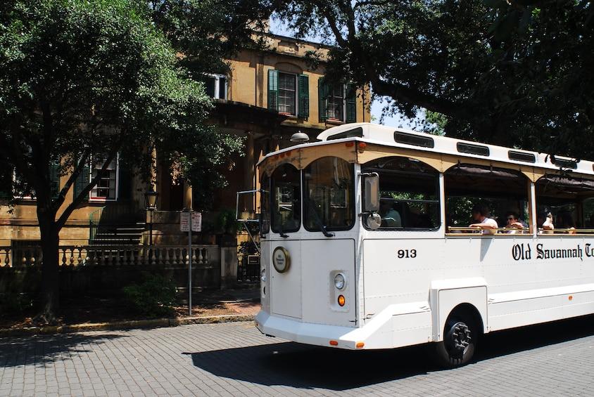 Show item 7 of 7. Historic On/Off Savannah Tour