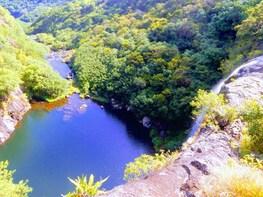 Guided Hiking & Hotel Transfer: Tamarind Falls (7 Cascades)
