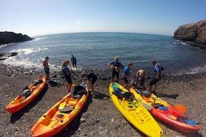2.5-hour Kayak excursion in Tarajalejo