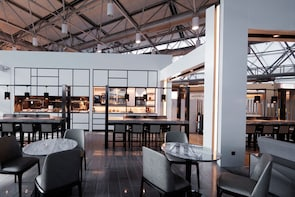 Plaza Premium Lounge at Taiwan Taoyuan International Airport