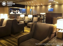 Plaza Premium Lounge at Mactan-Cebu International Airport