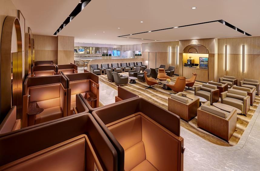 Show item 1 of 8. Plaza Premium Lounge at Mactan-Cebu International Airport