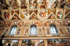 2 in 1 Best of the Vatican City & Last Judgement Show