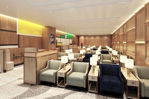 Plaza Premium Lounge at RIOgaleao-Tom Jobim Airport