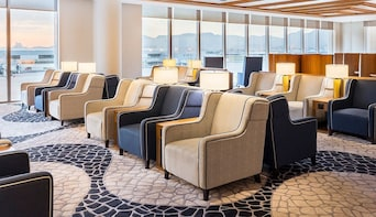 Plaza Premium Lounge at RIOgaleao-Tom Jobim Airport