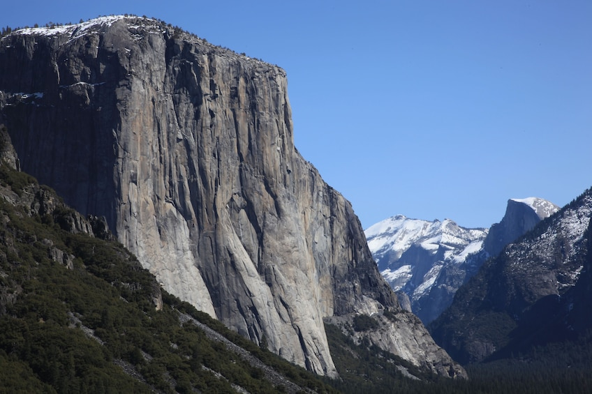 Show item 6 of 6. Yosemite One Day - Half Dome and El Capitan 4 Hours in Park