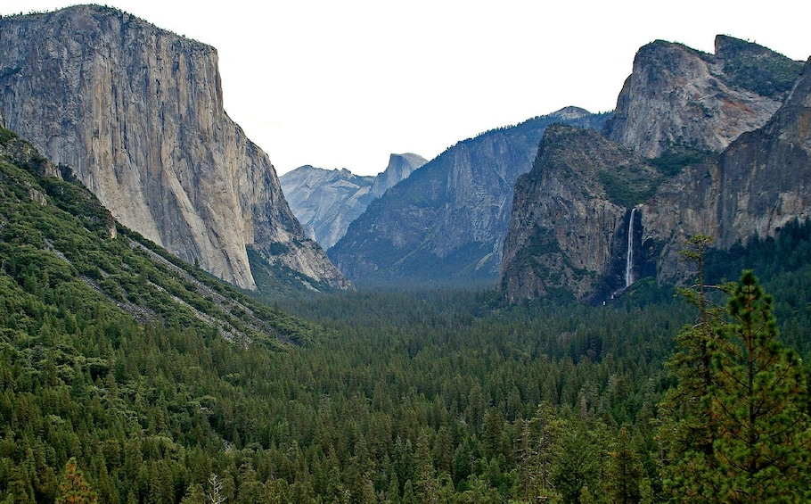 Show item 2 of 6. Yosemite One Day - Half Dome and El Capitan 4 Hours in Park