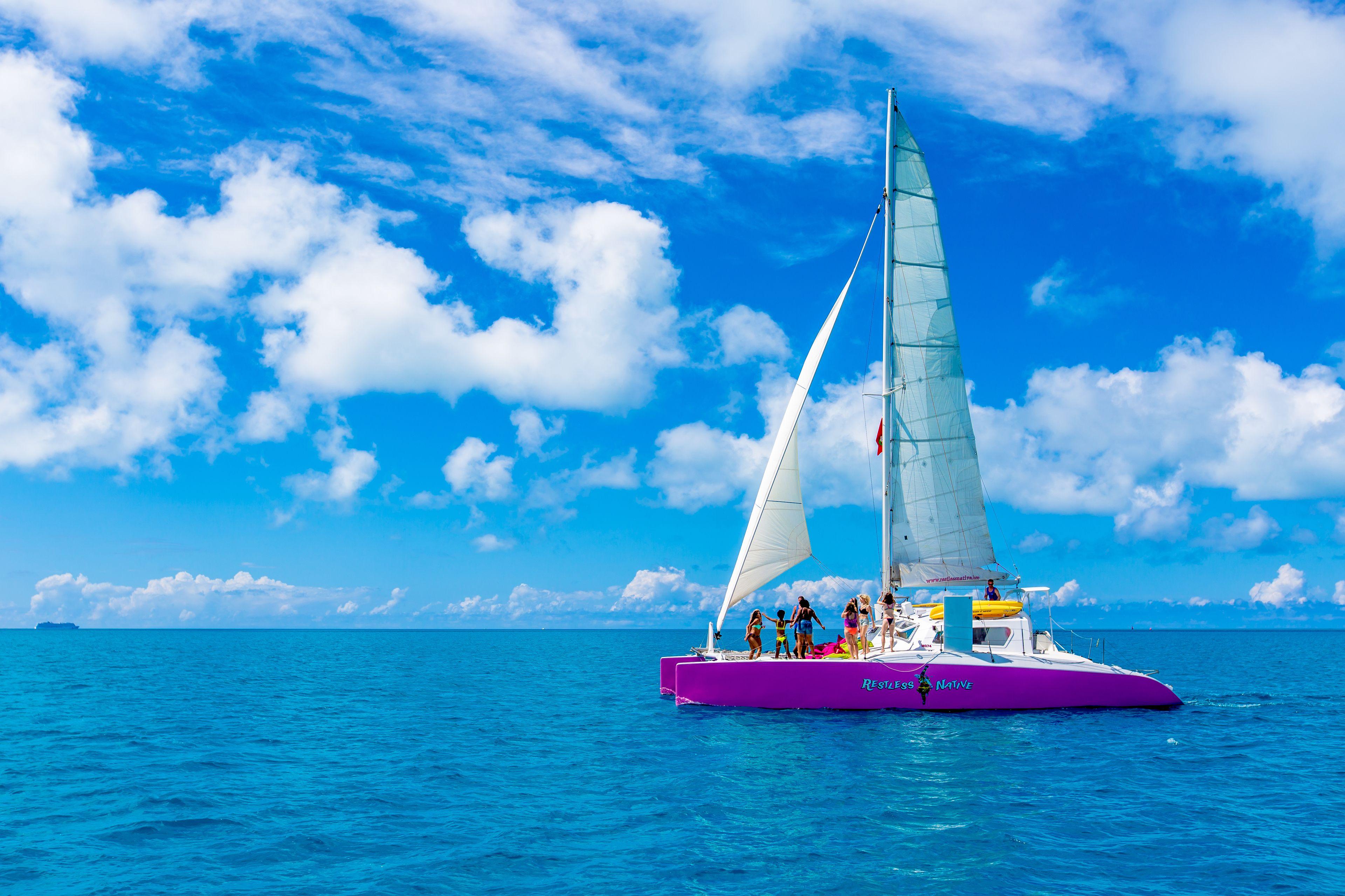 Bermuda Catamaran Sail & Snorkel