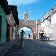 Antigua Guatemala Afternoon Half Day Tour