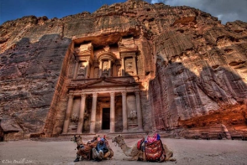 Show item 2 of 3. Petra private day tour from Aqaba