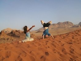 Private day tour to Petra and Wadi Rum from Aqaba