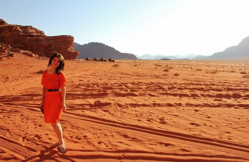Show item 4 of 8. Private day tour to Petra and Wadi Rum from Aqaba