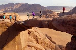 Wadi Rum private tour from Aqabah