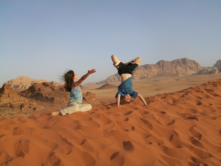 Show item 5 of 5. Wadi Rum private tour from Aqabah