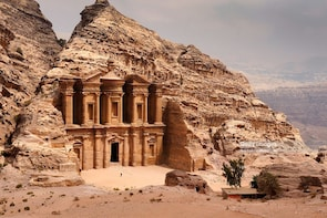 Petra private tour from Dead Sea