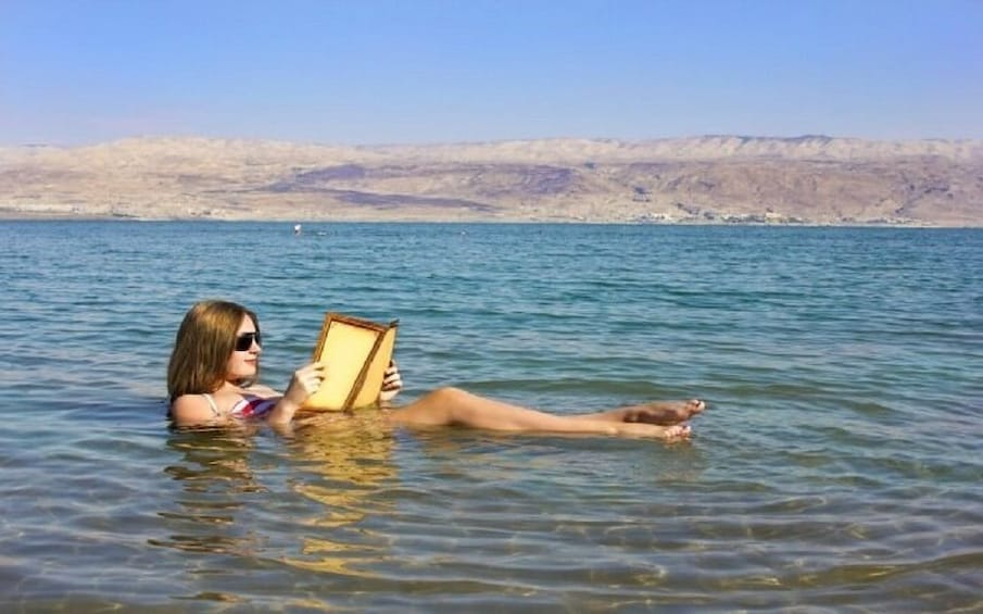 Private tour Dead Sea from Aqabah