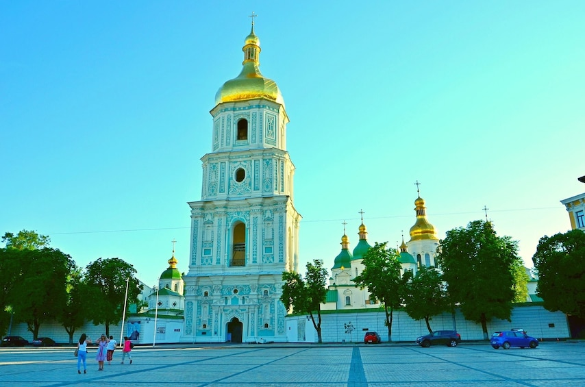 Show item 4 of 10. 3 day self-guided tour with accommodation in Kiev