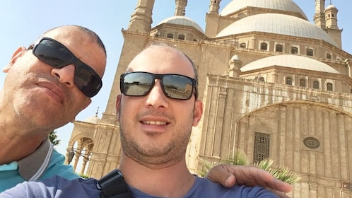 Private Day Trip Giza Pyramids, Citadel, Old Cairo & Bazaar