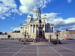 Helsinki Self-guided Audio Tour