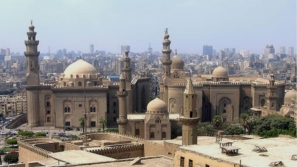 Show item 1 of 7. Old Cairo and Citadel