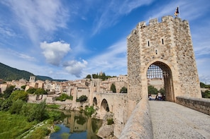 Full Day Guided Tour: Three Mediaeval Towns Plus Lunch