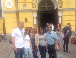 Private Driving Sightseeing Tour of Kiev