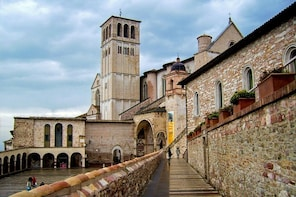 Full day private tour of Assisi including St Francis Basilica