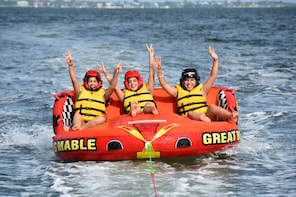 Tubing Ride with Miami Watersports