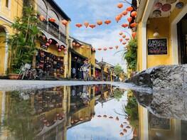 Hoi An Ancient Town Walking Tour from Da Nang