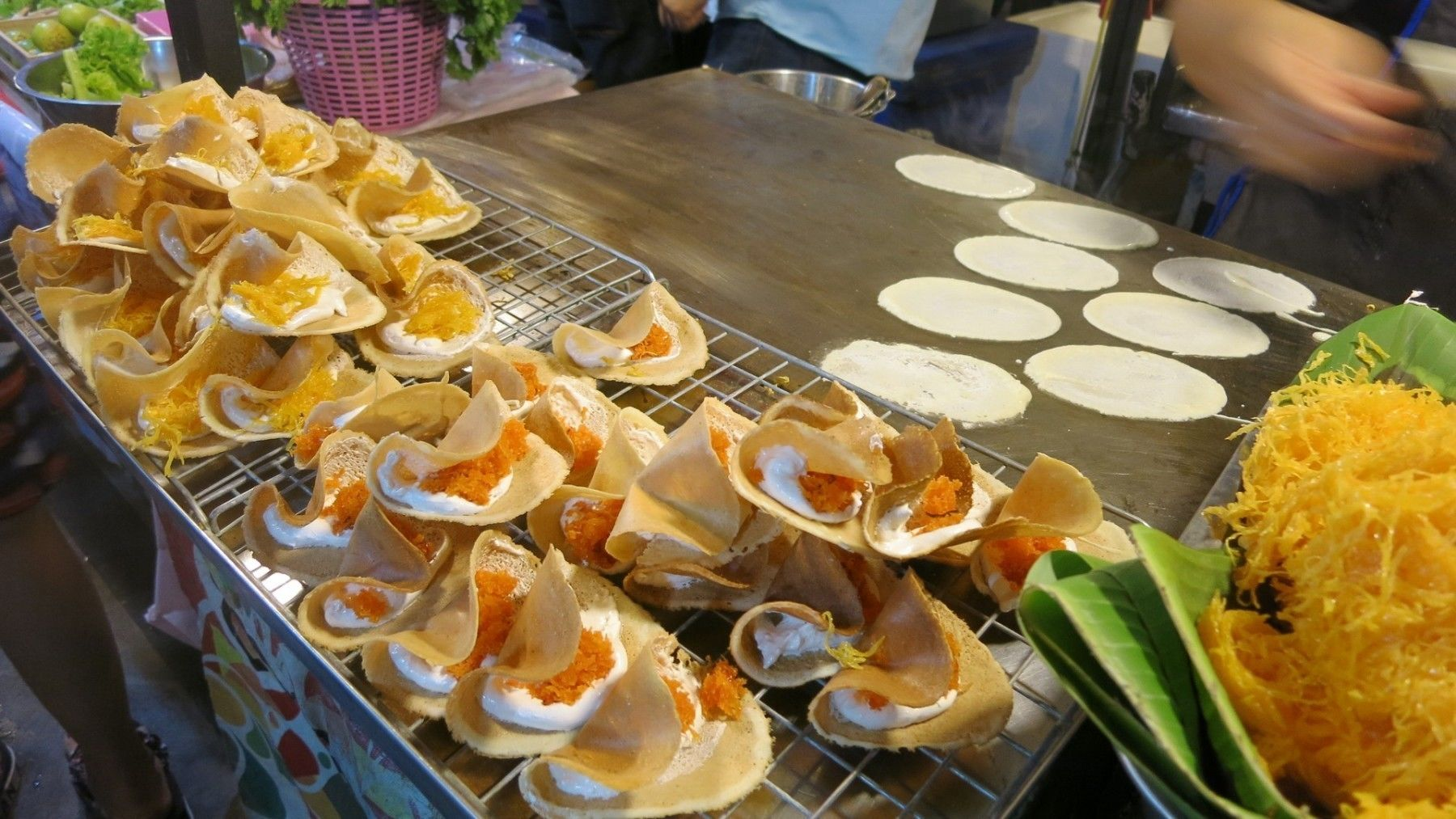 Thai Cooking Class with Market Tour