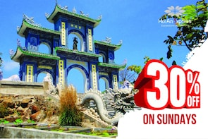 Full-day My Son Sanctuary & Marble Mountains from Da Nang
