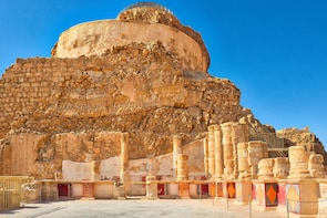 Masada and the Dead Sea Tour from Jerusalem