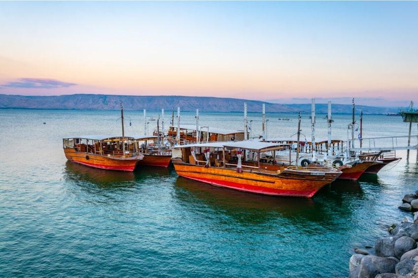Show item 10 of 10. Nazareth, Capernaum & Sea of Galilee Day Trip from Jerusalem