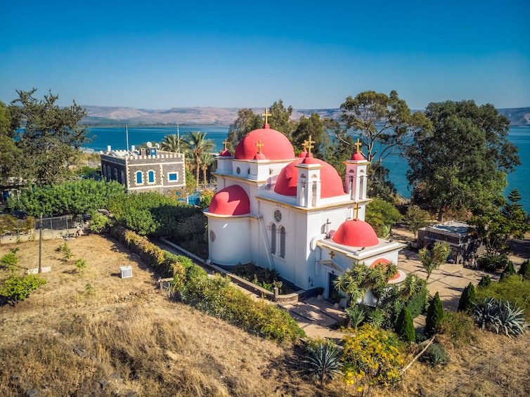 Show item 1 of 10. Nazareth, Tiberias & Sea of Galilee Day Trip from Jerusalem