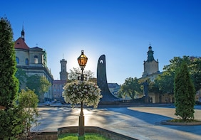 3 day self-guided tour with accommodation in Lviv