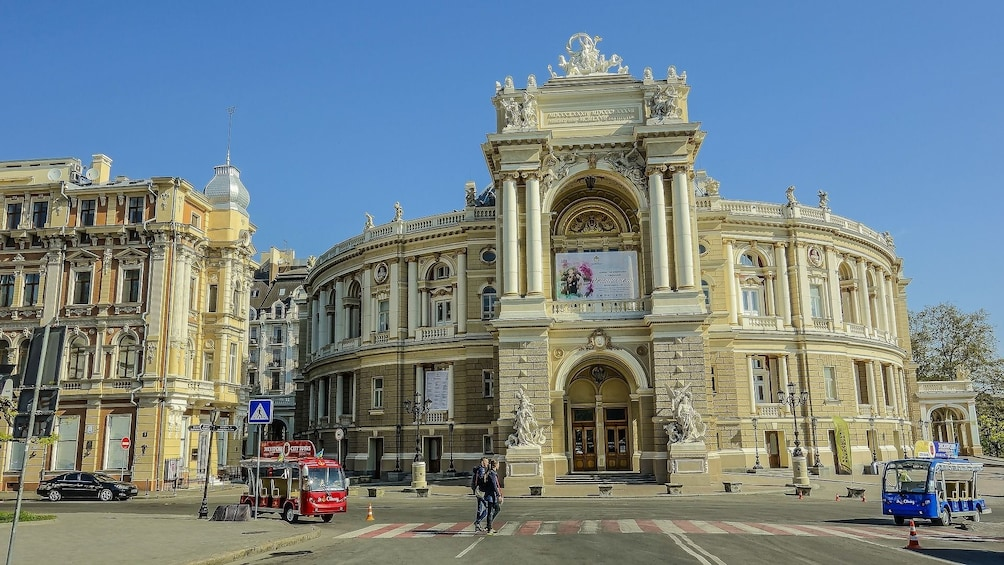 Show item 1 of 6. 3 day self-guided tour with accommodation in Odesa