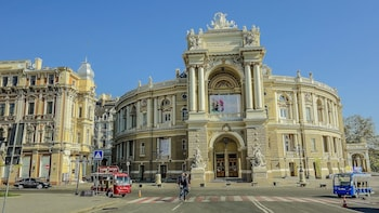 3 day self-guided tour with accommodation in Odesa