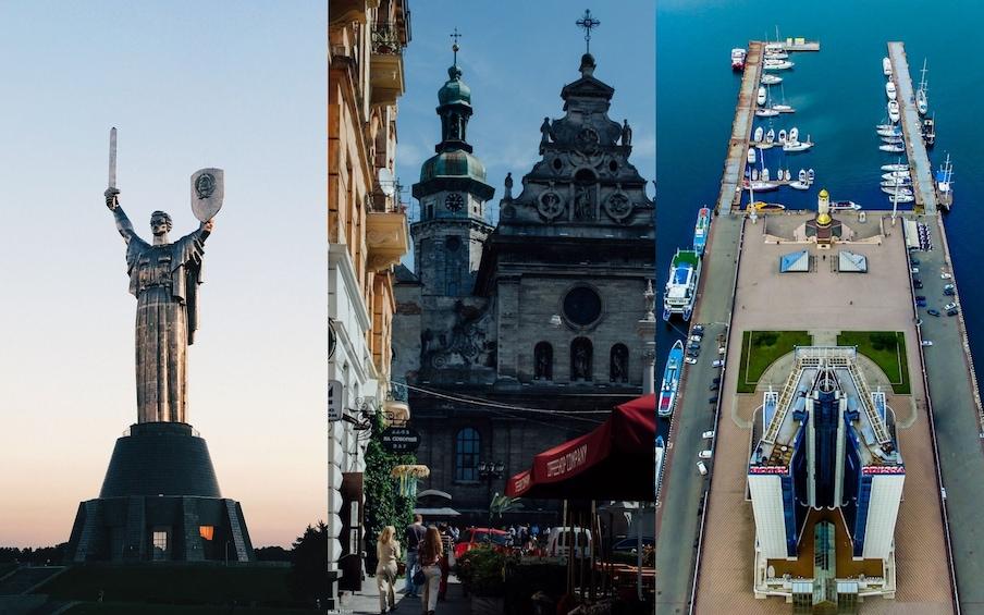 Show item 1 of 7. Three Cities Of Ukraine: 9-day tour of Kyiv, Lviv & Odesa