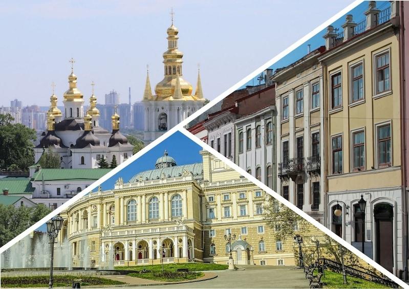 Show item 2 of 7. Three Cities Of Ukraine: 9-day tour of Kyiv, Lviv & Odesa