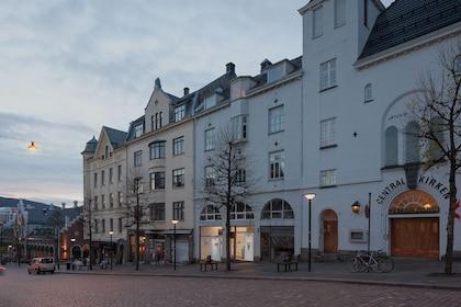 Buildings in Bergen