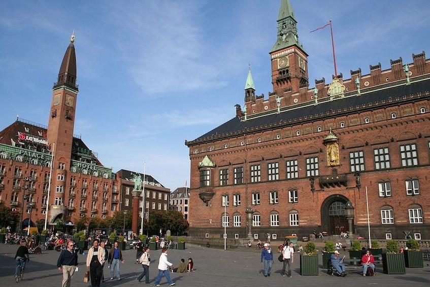 Show item 1 of 7. Captivating Copenhagen Self-Guided Audio Tour